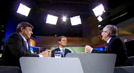 Antes Pelo Contrário: Bagão Félix e Garcia Pereira