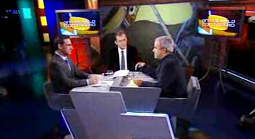 Antes Pelo Contrário: Carlos Rabaçal e José Manuel Pureza