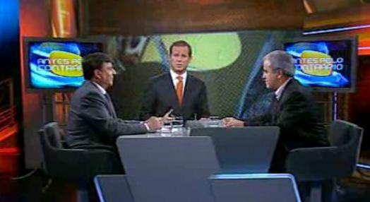 Antes Pelo Contrário: Garcia Pereira e José Manuel Pureza