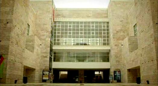 A Construção do Centro Cultural de Belém