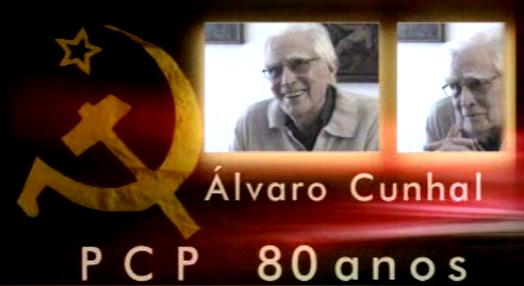Entrevista a Álvaro Cunhal: 80 Anos do PCP
