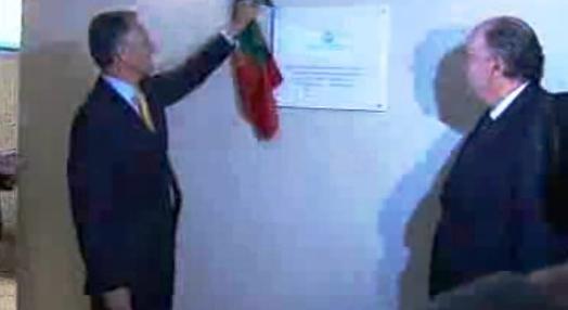 Inauguração das novas Termas do Estoril
