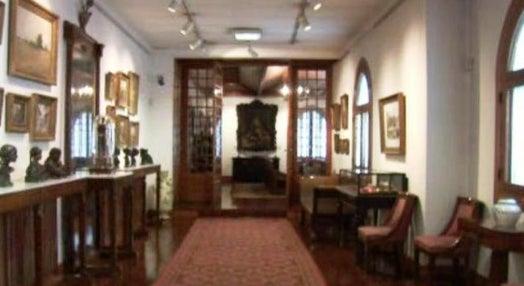 Casa-Museu Teixeira Lopes