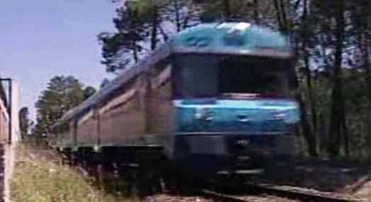 Acidente Ferroviário em Pataias
