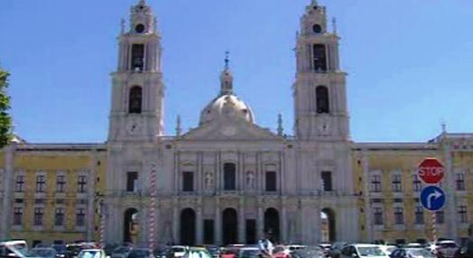 Mafra candidata a património da UNESCO
