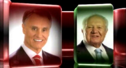 Debate entre Cavaco Silva  e Mário Soares – Parte I