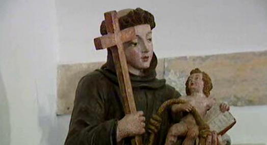 Santo António e a Ribeirinha, Lembranças de Coimbra