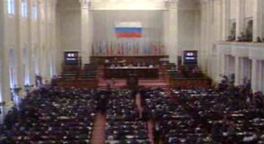 Crise política na Rússia