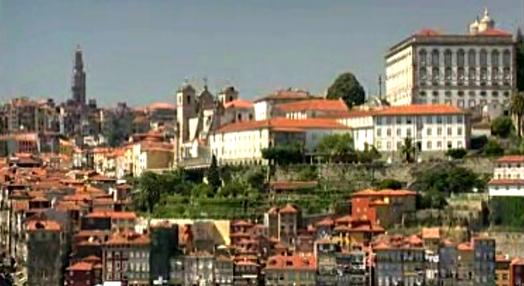 A Bolsa, Coração do Porto
