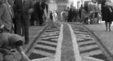 Procissão do Corpo de Deus em Vila do Conde