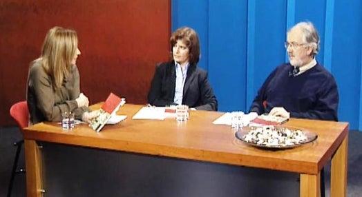 Ana Isabel Vasconcelos e José Carlos Alvarez