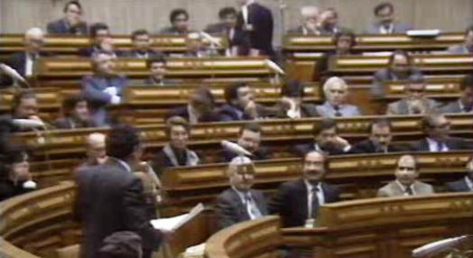 Discussão do OE na Assembleia da República