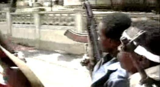 Confrontos em Angola