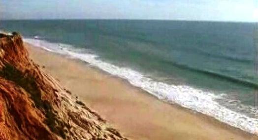 Albufeira, um Domingo no Algarve