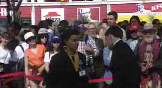 Abertura ao público da Expo 98