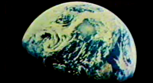 …Mas a Terra Move-se