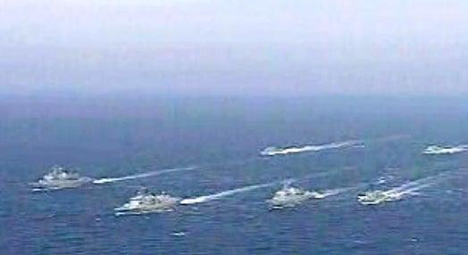 A Guerra no Mar, Ep. 03 – Parte I