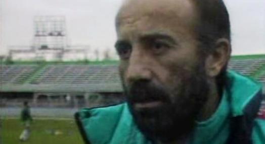 Apresentação de Quinito como novo treinador do Vitória de Setúbal