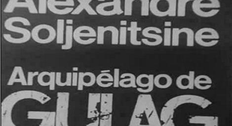 Livro Arquipélago de Gulag