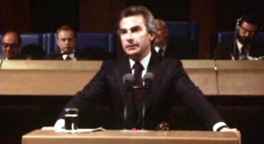 Francisco Sá Carneiro no Conselho da Europa – II