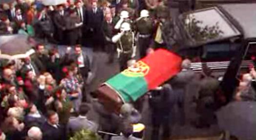 Funeral de Salgueiro Maia