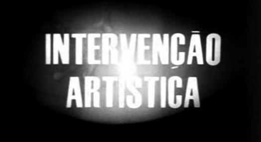 Intervenção Artística