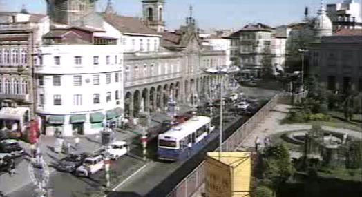 Novo parque de estacionamento em Braga