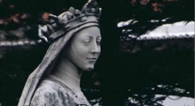 Rainha Santa Isabel e o Graal