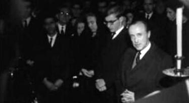 Funeral de Dona Maria Francisca de Orléans e Bragança