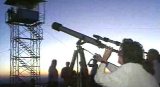 Astronomia na Serra de Ossa