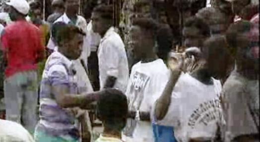 Retrato da Guiné-Bissau