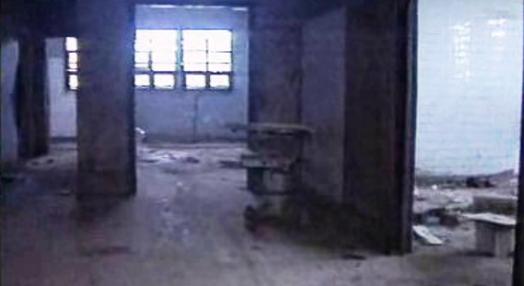 Degradação do Hospital Militar na Guiné-Bissau