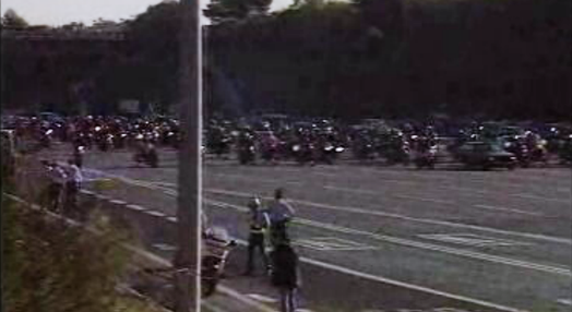 Protestos na Ponte 25 de Abril