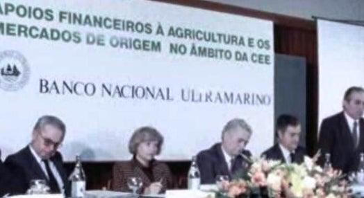 Apoios Financeiros à Agricultura e os Mercados de Origem no âmbito da CEE