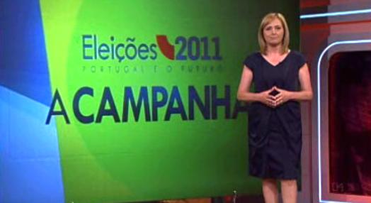 Eleições 2011 / Portugal e o Futuro: A Campanha