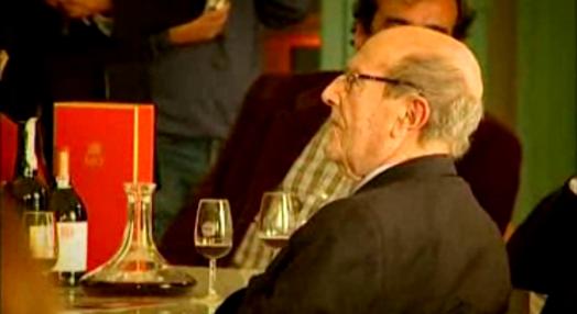 """Vinho """"100"""" de homenagem a Manoel de Oliveira"""