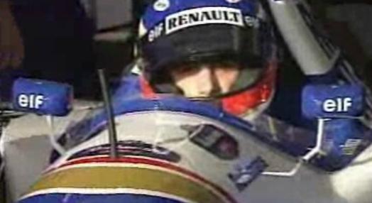 Testes de Fórmula 1 no Autódromo