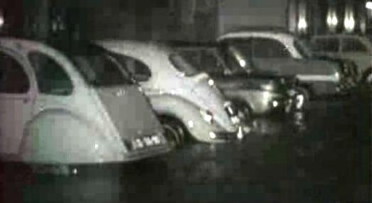 Cheias de 1967 – Águas de Agonia