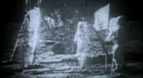Chegada à Lua – Outras Faces
