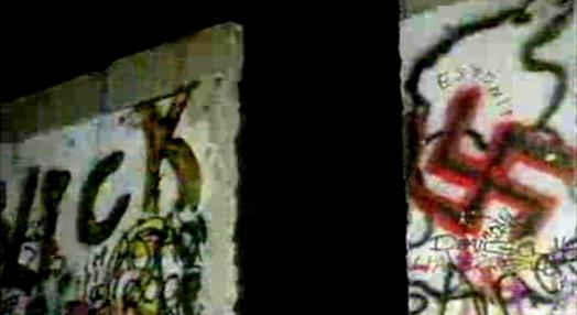 Muro de Berlim – Do Lado de Cá