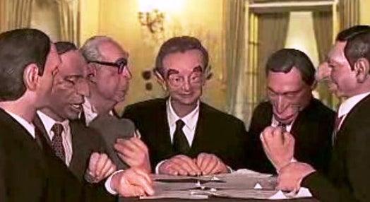 Reunião dos Dirigentes Políticos