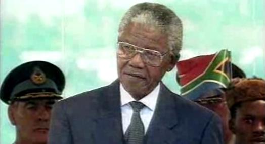 Nelson Mandela – Todos Iguais