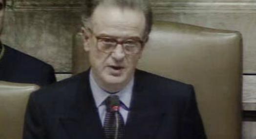 Discurso de Jorge Sampaio como Presidente da República
