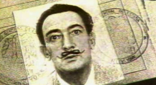 Vida e obra de Salvador Dali