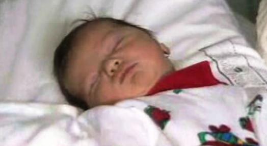 Primeiro bebé do Ano