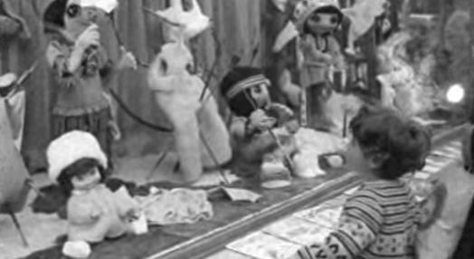 Venda de brinquedos no Natal