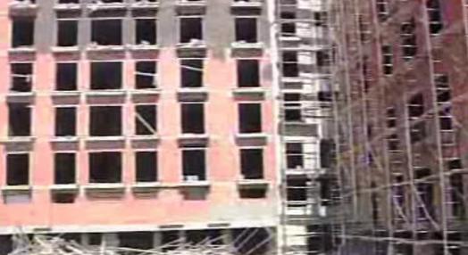 Acidente em obra de construção civil