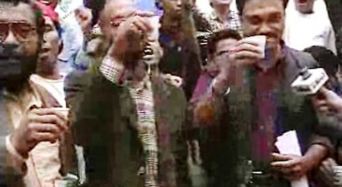 Timorenses reagem ao Prémio Nobel da Paz