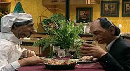Açorda de galinha com Manel Damásio
