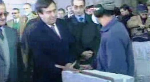 Visita de António Guterres ao Alentejo